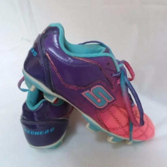 Skechers Baseballsoccer Cleats Girls